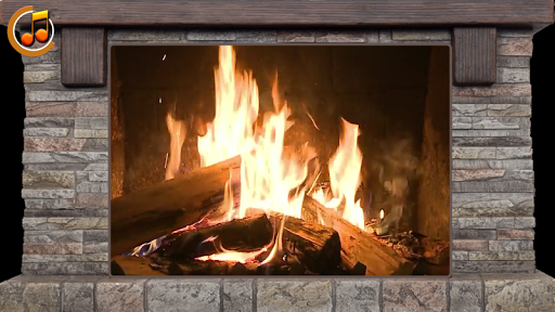 Live Fireplace : Sleep & Relax 11.0 screenshots 2