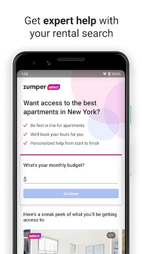 Zumper - Apartment Rental Finder Screenshots 7