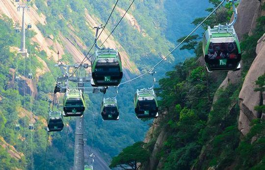 Huangshan Tour