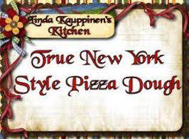 True New York Style Pizza Dough