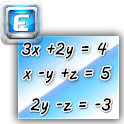 Linear Equation Solver icon