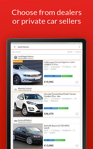 DoneDeal - New & Used Cars For Sale 11.11.5.0 screenshots 9