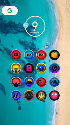 Ravic - Icon Pack APK screenshot thumbnail 3