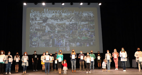 Entregan 25 premios en lotes gourmet a los finalistas del concurso de San Marcos