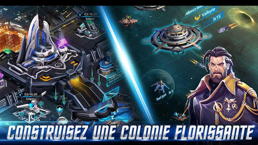 Galaxy Commando: Operation N.S. [Space War Online]  captures d'u00e9cran 2