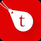 衣装やギフトのファッション通販サイトTidebuy icon