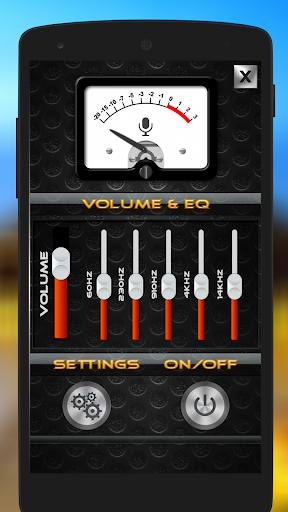 Super Ear : Hearing Amplifier 2.0 screenshots 2