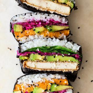Onigirazu (Sushi Sandwich) Recipe