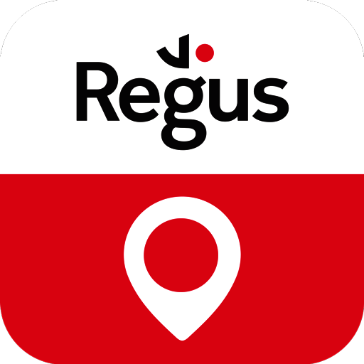 Regus  offices & meeting rooms 商業 App LOGO-APP開箱王