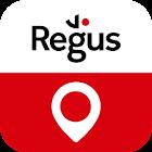 Espaços de trabalho Regus icon