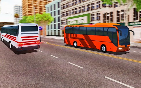 City Coach Bus Driving Simulator 3D: City Bus Game 5