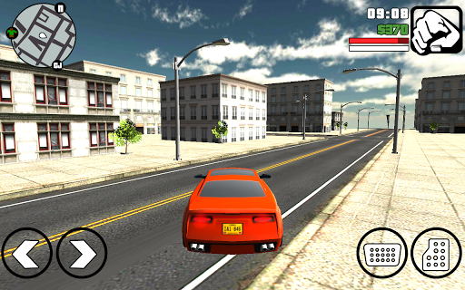 San Andreas City : Auto Theft Car gangster 1.4 Screenshots 3