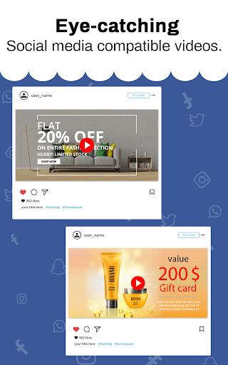 Marketing Video, Promo Video & Slideshow Maker 28.0 screenshots 22