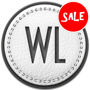 White Leather Icon Pack v2.1.0 APK