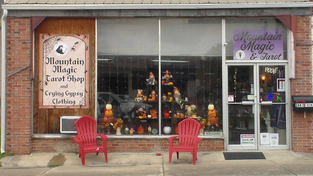Mountain Magic and Tarot Shop - Mountain Magic Tarot Shop is your