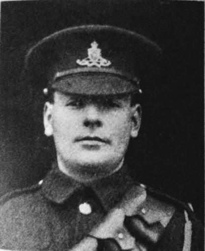 William Clunie likeness