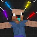 Noob Stick Playground: Ragdoll Human icon