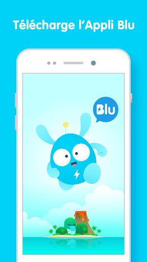 Blu screenshot