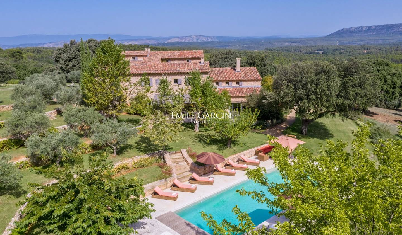 Vignoble avec piscine Aix-en-Provence