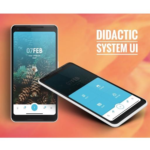 Didactic System UI for KLWP