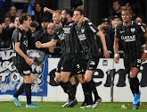 Eupen heeft met 0-1 gewonnen van Waasland-Beveren