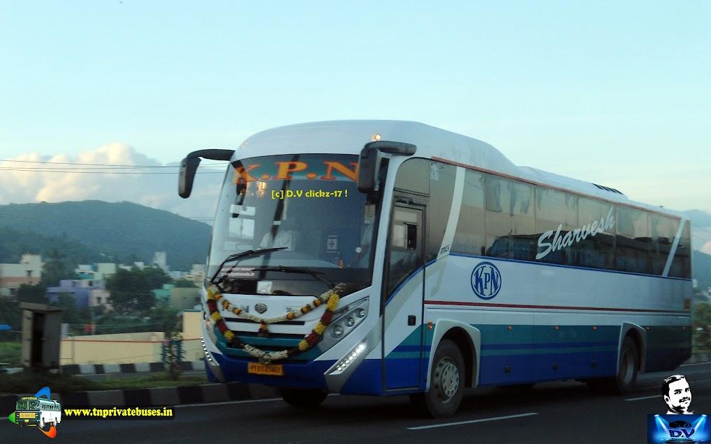 Tamilnadu Private Buses Private Buses Of Tamilnadu