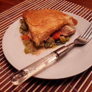 Chicken and Leek Pie Recipe