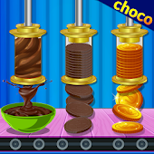 Chocolate Coins Factory