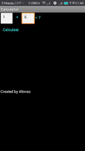 Calculator - by Afonso|玩教育App免費|玩APPs