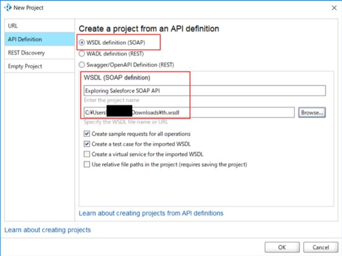 SOAP APIの利用にはWSDLが必要