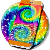 Crayon Color Keyboard Theme