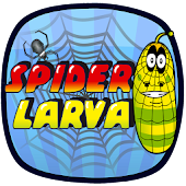 Spider Larva Game