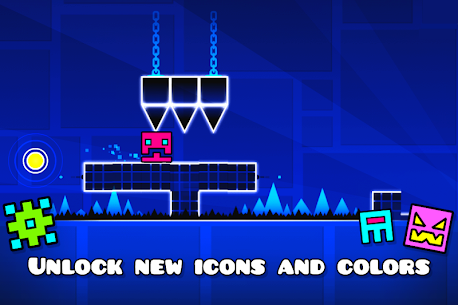 Geometry Dash Apk Mod All Unlocked Full Version 4