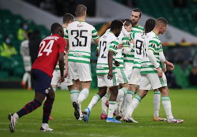 Europa League: Lille perd la première place, Feyenoord prend la porte