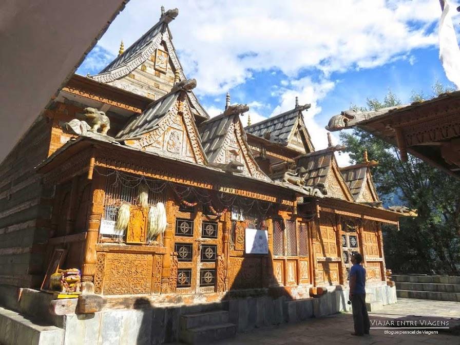 Kalpa, a aldeia nos Himalaias onde a Índia e o Tibete se encontram | Índia