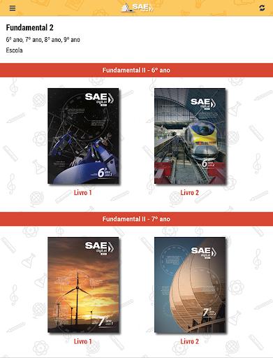 Livros Digitais SAE Digital 3.2.2 screenshots 10
