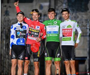 De balans na 3 weken Vuelta: Roglič en Jakobsen hebben de trui die ze wilden, Bernal moest trui nog afstaan op einde