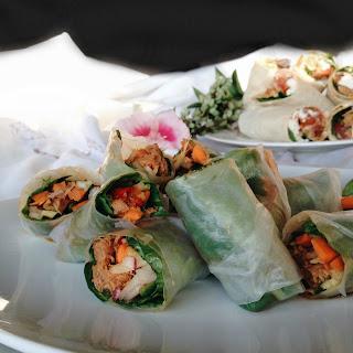 Bumble Bee® Tuna Spring Rolls