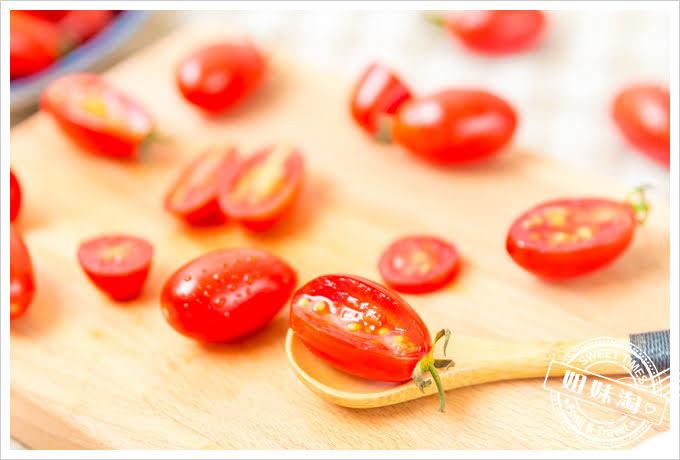 美濃澄蜜香玉女小番茄大小