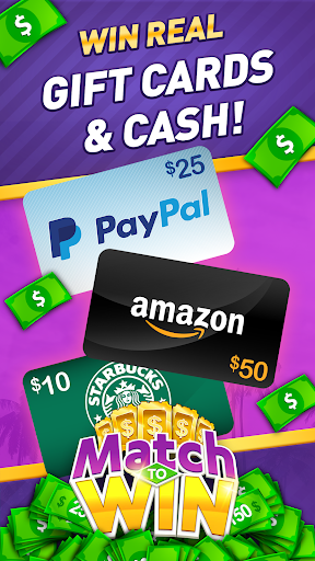 Match To Win - Win Real Gift Cards & Match 3 Game 1.0.2 screenshots 1