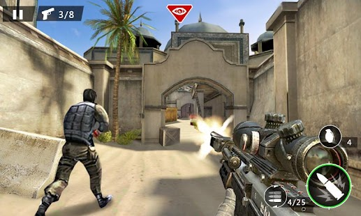 Counter Terrorist Sniper Shoot Screenshot