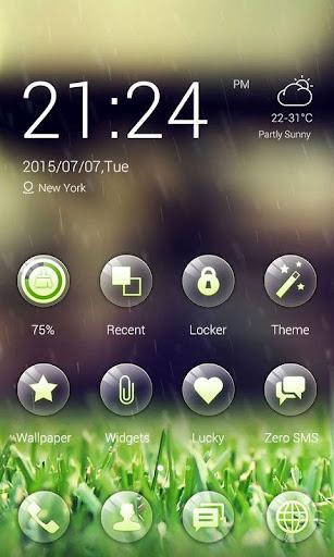 Green Theme - ZERO Launcher