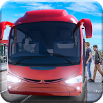 Highway Bus Drive Simulator Icon