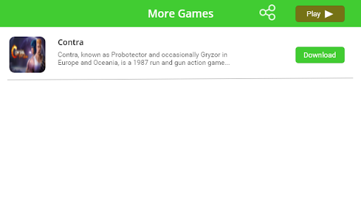 Télécharger Gratuit Contra APK MOD (Astuce) screenshots 2