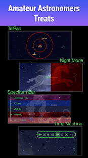 Star Walk - Night Sky Map and Stargazing Guide Screenshot