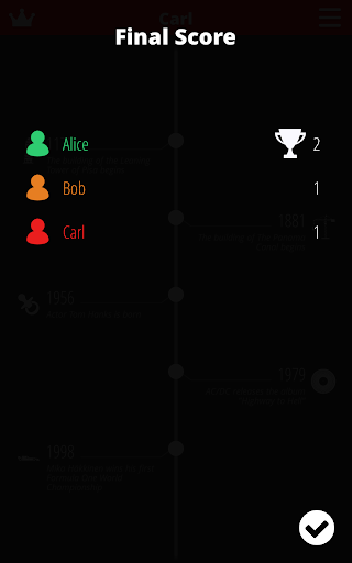 Time Trivia 3.0.12 screenshots 8