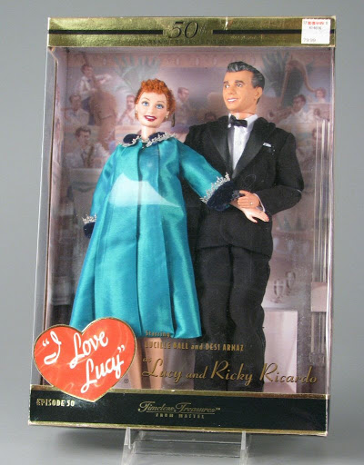 "Doll | doll set:I Love Lucy Episode #50: ""Lucy is Enceinte"""