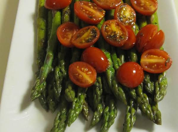 Asparagus And Tomatoes Recipe