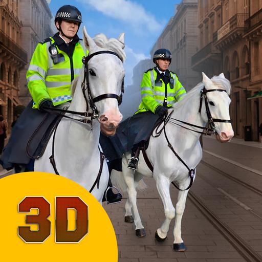 Police Horse Simulator 3D