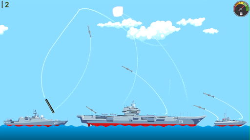 Missile vs Warships android2mod screenshots 17